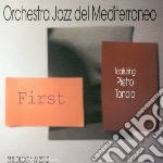 FIRST cd musicale di ORCHESTRA JAZZ DEL M