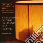 Franco D'andrea Trio - Stand. Of Big Band Era 1 cd musicale di D'ANDREA FRANCO TRIO