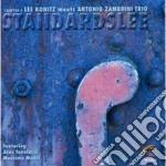 STANDARDSLEE cd musicale di KONITZ LEE