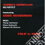 FOUR IN MONK cd musicale di GOMELLINI ANDREA QUA