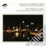 Franco D'andrea Trio - New World A-coming cd musicale di D'andrea franco trio