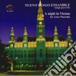 Nuevo Tango Ensamble - A Night In Vienna cd musicale di Nuevo tango ensamble