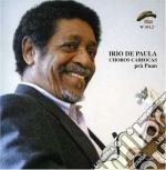 Irio De Paula - Choros Cariocas Pra' Puan cd musicale di DE PAULA IRIO