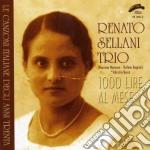 Renato Sellani - 1000 Lire Al Mese cd musicale di SELLANI RENATO