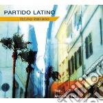LATINO-ITALIANO                           cd musicale di PARTIDO LATINO