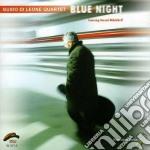 Guido Di Leone Quartet - Blue Night cd musicale di DI LEONE GUIDO QUART