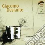 Giacomo Desiante - Open Window cd musicale di DESIANTE GIACOMO