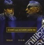 81+15=96 (MEETS ALESSANDRO LANZONI TRIO) cd musicale di KONITZ LEE