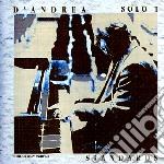 Franco D'andrea - Solo 1 Standards cd musicale di D'ANDREA FRANCO