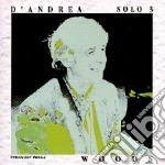 Franco D'andrea - Solo 3 Woods cd musicale di D'ANDREA FRANCO