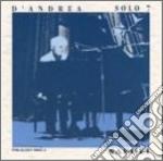 Franco D'andrea - Solo 7 cd musicale di D'ANDREA FRANCO