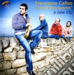 Francesco Cafiso Island Blue 4tet - A New Trip cd musicale di CAFISO FRANCESCO