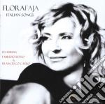 Flora Faja Feat.f.bosso & F.cafiso - Italian Songs cd musicale di FLORAFAJA FEAT.F.BOS