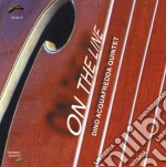 Dino Acquafredda Quintet - On The Line cd musicale di ACQUAFREDDA DINO QT.