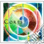 Robertinho De Paula - Cores cd musicale di ROBERTINHO DE PAULA