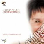 Correvoce cd musicale di Fantini Liliana