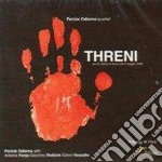 THRENI cd musicale di PERICLE ODIERNA QUIN