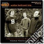WB3 cd musicale di BELTRAMI WALTER TRIO