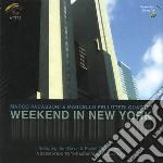 M. Pacassoni / M. Pellitteri Quartet - Weekend In New York cd musicale di PACASSONI/PELLIT