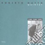 SING SING SING/RISTAMPA cd musicale di Roberto Gatto