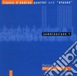 COMBINAZIONE 1/RISTAMPA cd musicale di Franco D'andrea