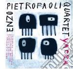 Enzo Pietropaoli Quartet - Yatra cd musicale di Enzo Pietropaoli