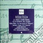 STABAT MATER, 2 INTRODUZIONI AL MISERERE cd musicale di Antonio Vivaldi