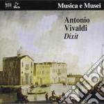 Vivaldi Antonio - Dixit, Salmo X Soli,2 Cori,2 Orchestre cd musicale di Antonio Vivaldi