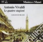 Vivaldi Antonio - 4 Stagioni Op.8  - Ephrikian Angelo Dir  /franco Fantini Vl, I Solisti Di Milano cd musicale di Antonio Vivaldi