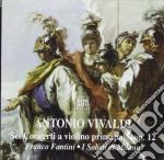 CONCERTO X VL N.1 > N.6 OP.XII cd musicale di Antonio Vivaldi