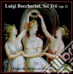 Boccherini Luigi - Trio X 2 Vl E Vlc N.1 > N.6 Op.i cd musicale di Luigi Boccherini