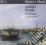 Vivaldi Antonio - Sonata X Vl, Vlc E Bc Rv 2, 5, 6, 19, 25, 29
