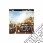 SONATE OP.V (6 SONATE) cd musicale di Antonio Vivaldi