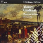 ROSSINIANA X CHIT N.1 OP.119, SINFONIA C cd musicale di Mauro Giuliani