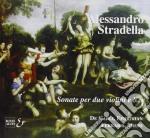 Stradella Alessandro - Opera Strumentale Vol.3: Sonate X 2 Vl E B.c. N.1 > N.9 cd musicale di Alessandro Stradella