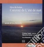 Mirco De Stefani - Canzoni De L'ete De Nuit cd musicale di De stefani mirco