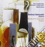Ponce Manuel Maria / Giuliani Mauro - Sonata Iii X Chit  - Vettoretti Andrea  Ch cd musicale di PONCE MANUEL M.