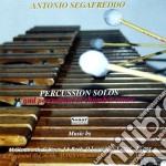 Percussion Solos E Nella Musica Da Camera Di Glentworth, Stout, Bach, Piacentini  - Segafreddo Antonio  Perc cd musicale