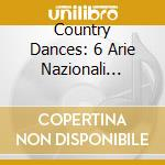 COUNTRY DANCES: 6 ARIE NAZIONALI SCOZZES cd musicale di Mauro Giuliani