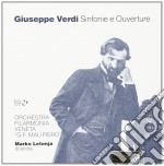 Verdi Giuseppe - Sinfonie E Ouverture  - Letonja Marko Dir  /orchestra Filarmonica Veneta