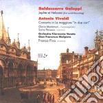 JEPHTE ET HELICANA (DIALOGUS SACER) cd musicale di Baldassarre Galuppi