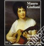 STUDI X CHITARRA (SCELTA), REVISIONE DI cd musicale di Mauro Giuliani
