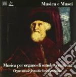 Musica X Organo Di Scuola Veneziana  - De Pieri Sergio  Org cd musicale