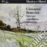 Bottesini Giovanni - Opere X Cb E Pf: Fantasia Sulla