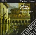 Golinelli Stefano - Opere Per Pianoforte Op. 30, 53, 47  - Giammarco Francesco  Pf cd musicale di Stefano Golinelli