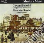 SONATE A 4 (I, II E III) cd musicale di Gioachino Rossini