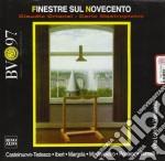 Musica X Fl. E Chit. Del '900finestre Sul Novecento /claudio Ortensi Flauto, Carlo Mastropietro Chitarra cd musicale