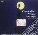 Musica X Soprano E Organocantantibus Organis /raffaella Benori Soprano, Sergio De Pieri Organo cd musicale