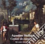 Steffani Agostino - Cantate Da Camera I /quadro Asolan cd musicale di Agostino Steffani