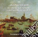 IL CIMENTO DELL'ARMONIA E DELL'INVENZION cd musicale di Antonio Vivaldi